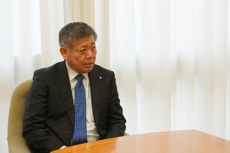 遠賀町 古野町長と面談しました!